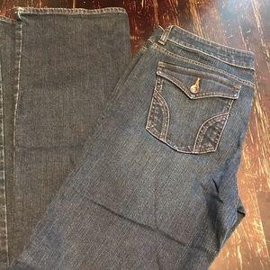 DKNY jeans Denim Pants Size 14